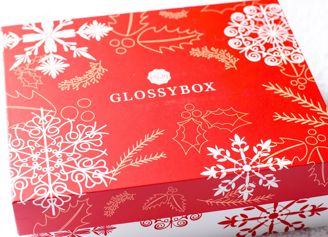 Unboxing Glossybox Quot Winder Wonders Quot Edition Lisas