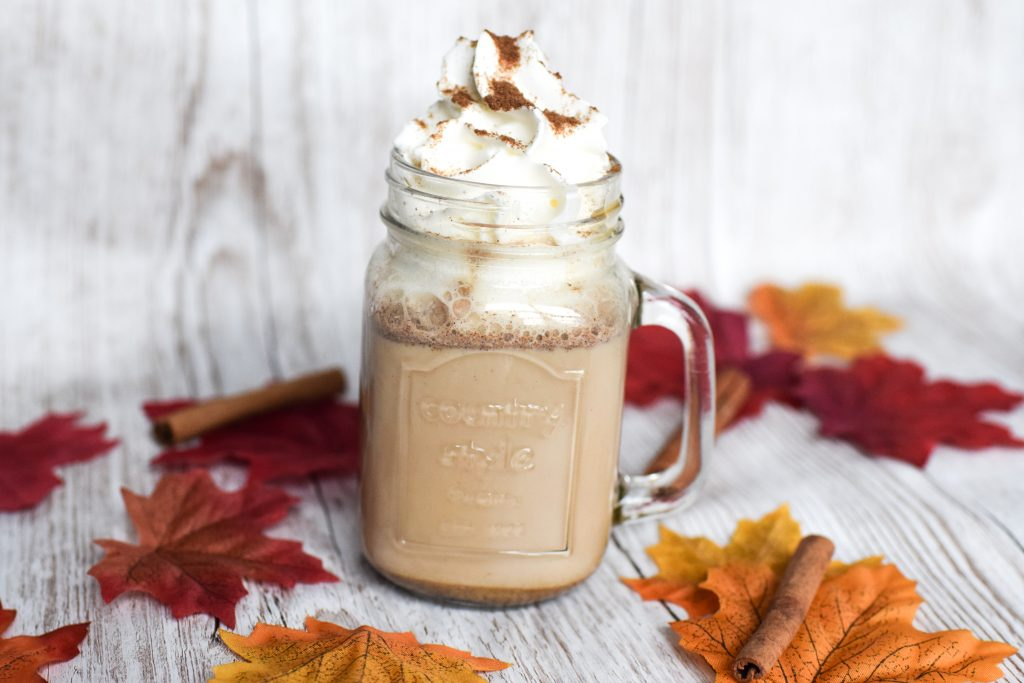 rezept starbucks pumpkin spice latte pancakes lisas. Black Bedroom Furniture Sets. Home Design Ideas